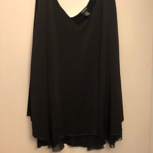 Torrid Layered V Neck Tank 3
